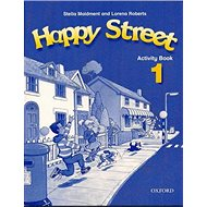 Happy Street 1 Activity Book - Kniha