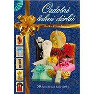 Ozdobné balení dárků - Kniha