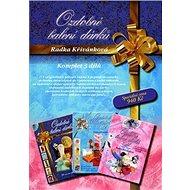 Ozdobné balení dárků komplet 3 dílů - Kniha