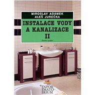 Instalace vody a kanalizace II - Kniha