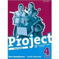 Project 4 Pracovní sešit + CD: Třetí vydání - Kniha