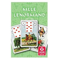 Mlle Lenormand 36 vykládacích karet: 36 karet a návod - Kniha