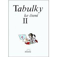 Tabulky ke čtení II. - Kniha