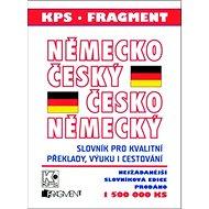 Německo-český česko-německý slovník, gramatika, fráze: Slovník, gramatika, fráze - Kniha