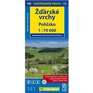 Žďárské vrchy: cykloturistická mapa č. 171, 1:70 000 - Kniha