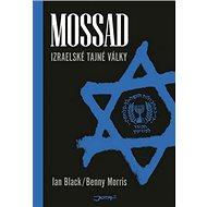 Mossad: Izraelské tajné války - Kniha