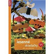 Jesenné skladačky: pre celú rodinu - Kniha