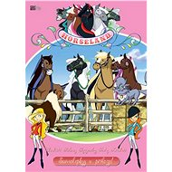 Horseland: Bludiště, rébusy, skrývačky, testy, kreslení - Kniha