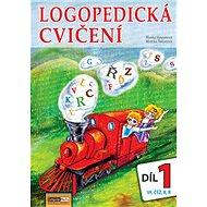 Logopedická cvičení díl 1 - Kniha