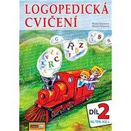 Logopedická cvičení díl 2 - Kniha