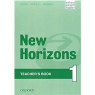 New Horizons 1 Teacher's Book - Kniha