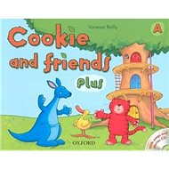 Cookie and friends Plus A: With songs and stories CD - Kniha