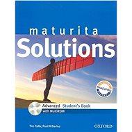 Maturita Solutions Advanced Student's Book: with MultiRom - Kniha