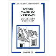 Pozemní stavitelství v kresbách - Kniha