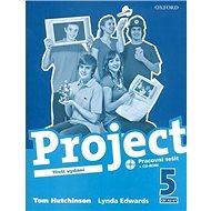 Project 5 Pracovní sešit + CD-ROM - Kniha