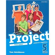 Project 5 Učebnice angličtiny: Třetí vydání - Kniha