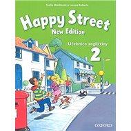 Happy Street 2 New Edition Učebnice angličtiny - Kniha