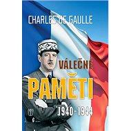 Válečné paměti 1940-1944 - Kniha