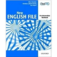 New English File Pre-intermediate Workbook - Kniha