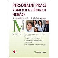 Personální práce v malých a středních firmách - Kniha