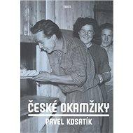 České okamžiky - Kniha