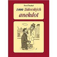 1000 židovských anekdot - Kniha