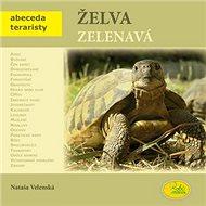 Želva zelenavá - Kniha