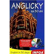 Anglicky za 30 dní: nahrávka na internetu - Kniha