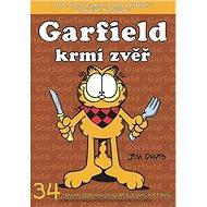 Garfield krmí zvěř: číslo 34 - Kniha