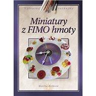 Miniatury z FIMO hmoty - Kniha