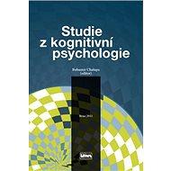 Studie z kognitivní psychologie - Kniha