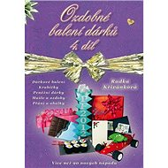 Ozdobné balení dárků 4. díl - Kniha