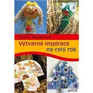 Výtvarné inspirace na celý rok - Kniha