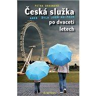 Česká služka aneb Byla jsem au-pair po dvaceti letech - Kniha