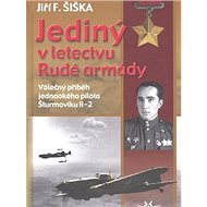 Jediný v letectvu Rudé armády: Válečný příběh jednookého pilota Šturmoviku Il-2 - Kniha