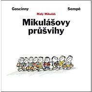 Mikulášovy průšvihy - Kniha