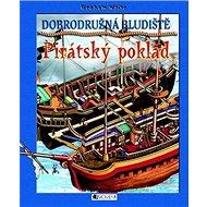 Dobrodružná bludiště Pirátský poklad - Kniha