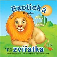 Exotická zvířatka - Kniha