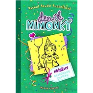 Deník Mimoňky 2: Příběhy neoblibený pařičky - Kniha