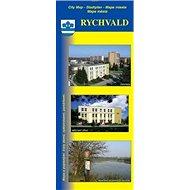 Rychvald: mapa města s popisnými čísly domů - Kniha