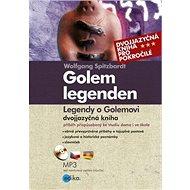 Golem legenden Legendy o Golemovi: Dvojjazyčná kniha + CD - Kniha