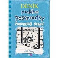 Deník malého poseroutky Ponorková nemoc 6 - Kniha