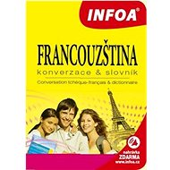 Francouzština konverzace a slovník - Kniha