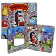 Hasičské auto Tom - Kniha