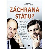 Záchrana státu? - Kniha