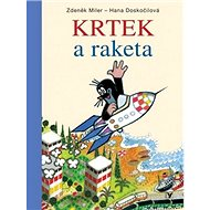 Krtek a raketa - Kniha