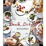 Deník Dity P. KUCHAŘKA - Kniha