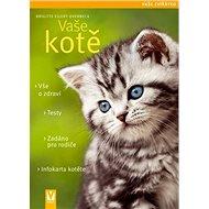 Vaše kotě - Kniha