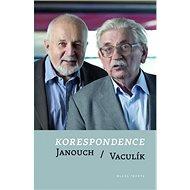 Korespondence Janouch/Vaculík - Kniha