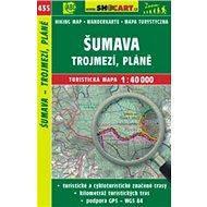 Šumava, Trojmezí, Pláně1:40 000: 435 - Kniha